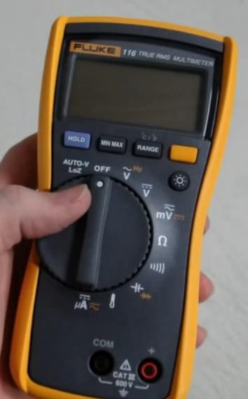 Fluke 116 HVAC Multimeter Review – HVAC How To