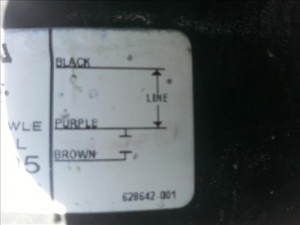 replace a condenser fan motor on a HVAC  air conditioner or heat pump