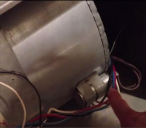furnace blower motor capacitor