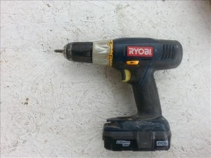 heating and cooling HVAC tool list Cordless-ryobi-drill