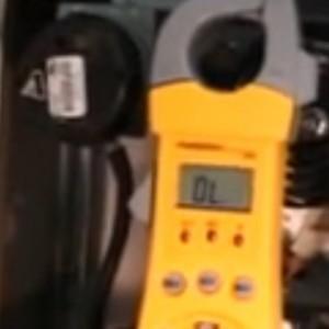 test a gas furnace  pressure switch