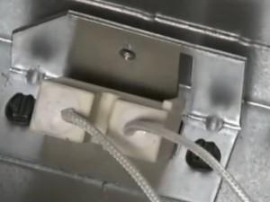 York furnace  igniter  unscrewed