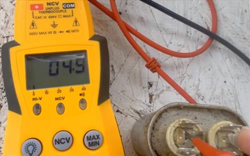 Start and Run Capacitor Explained Testing