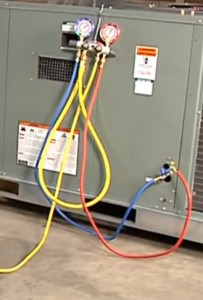 freon recovery