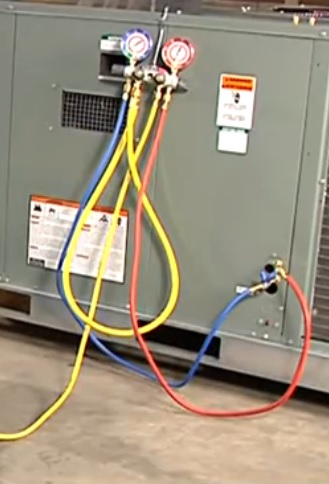 How To Use A Refrigerant Recovery Machine Hvac How To