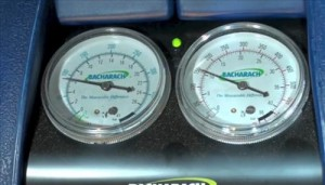 recover machine gauges