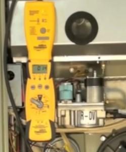 water column manometer reading fieldpiece