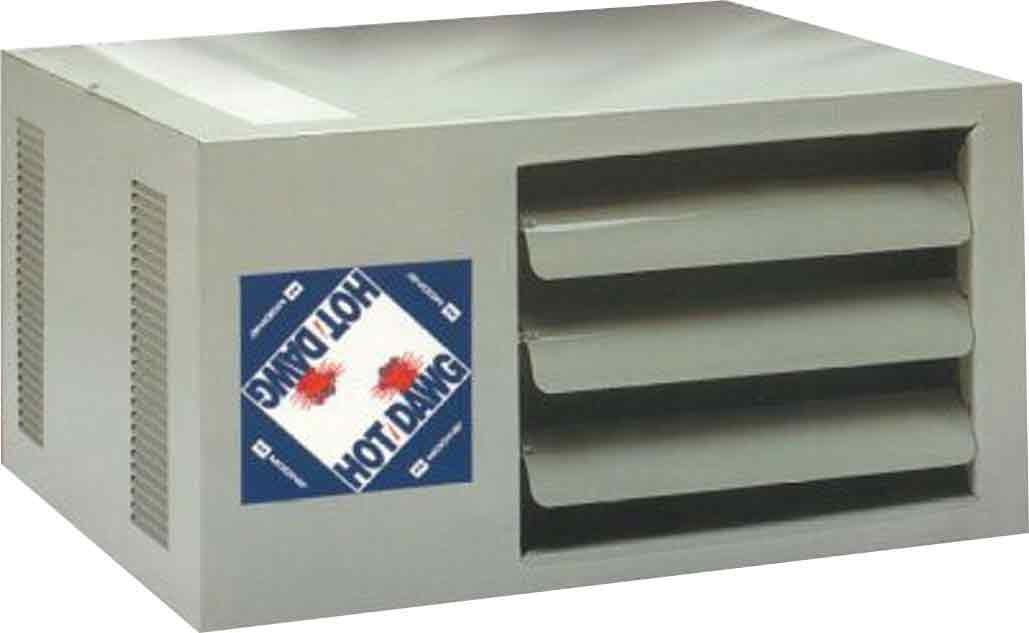Modine Hd45as0111natural Gas Garage Heater Review And