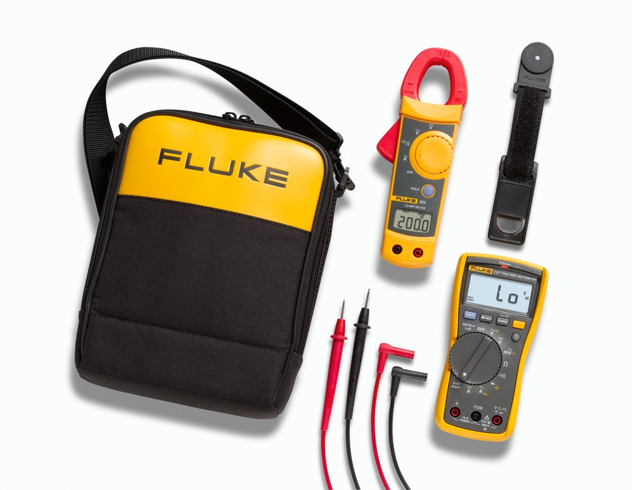 Best Clamp Meter : Top hvac multimeter and clamp meter combo kits how to