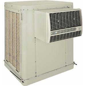 Wall Mounted Evaporative Air Conditioner Hvac How To