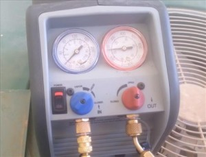 Review Robinair RG3 Portable Refrigerant Recovery Machine