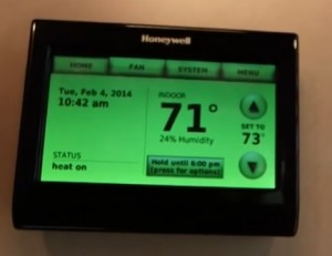 Thermostats With Adjustable Cycle Rate Differential