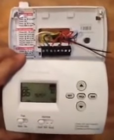 Furnace Thermostat  Troubleshooting