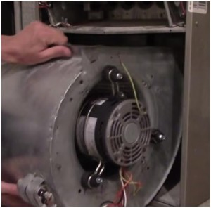 How To Replace a Furnace Blower Motor and Capacitor