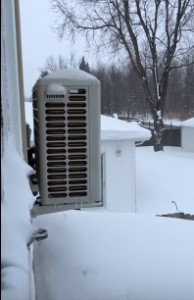What is the Most Efficient Way To Heat a Garage Heat  Pump Defrost Cycle
