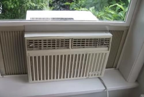 room air conditioners and dehumidifiers basics hvac how to. Black Bedroom Furniture Sets. Home Design Ideas