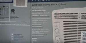 Smallest Window Air Conditioner 2016