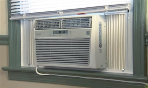 Window a c units that heat and cool hvac how to for Window unit ac