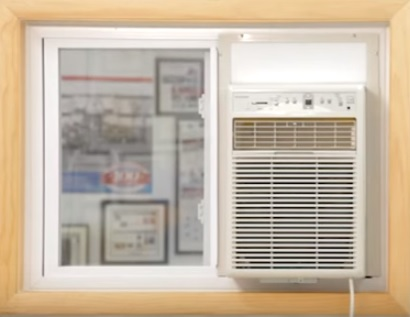 Window air conditioners for sliding windows hvac how to for 12 inch high window air conditioner