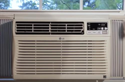 Small Air Conditioner Large Window