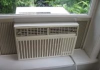 What is A Window Mounted Air Conditioner