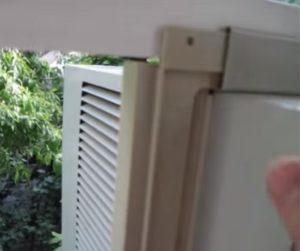 How To Support a Window Air Conditioner 2016