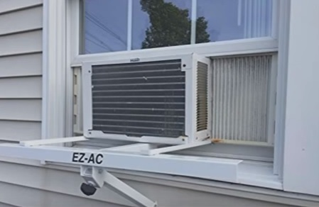 How To Support a Window Air Conditioner \u2013 HVAC