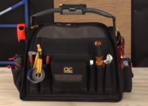 Best Heating and Cooling Technician Tool Bag Handle  CLC Tech Gear