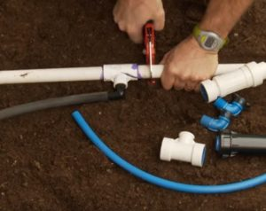 How to Hookup or Repair a Swamp Cooler Water Line 3