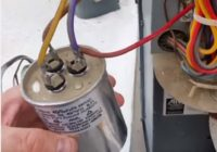 How to Go from a Dual Capacitor to a Single