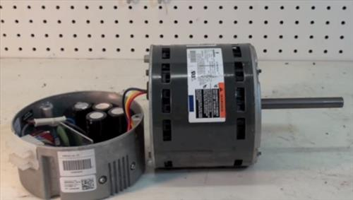 ECM 2.3 Variable Sd Blower Motor Troubleshooting – HVAC ...  Wire Motor Wiring Diagram Ecm on