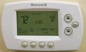 Best Thermostats for Homes 2017 Honeywell