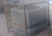 Air Conditioner Security Cage Kits