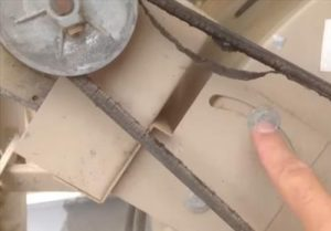 How To Replace an Evaporative Swamp Cooler Fan Motor Belt Pic 3