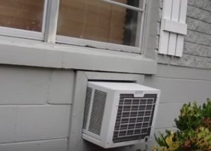 How to Help a Window Air Conditioner Drain Better and Stop Leaking Pic 2