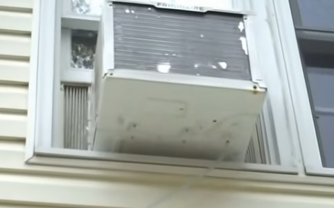 How To Help A Window Air Conditioner Drain Better And Stop