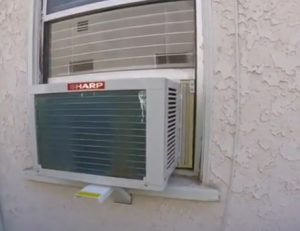 How To Install a Window Air Conditioner Support Bracket