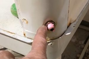 How to Replace a Swamp Cooler Float Step 4