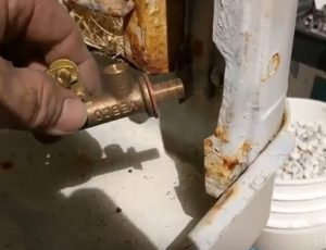 How to Replace a Swamp Cooler Float Step 5