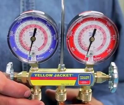Best Budget HVAC Manifold Gauges y