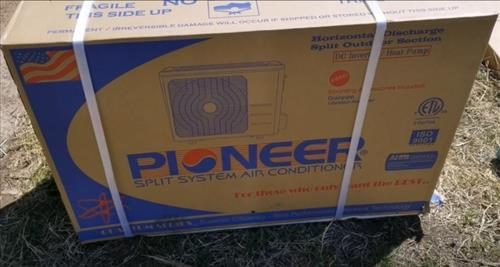 How To Install Pioneer 12000 BTU 230 Volts Ductless Mini Split Box