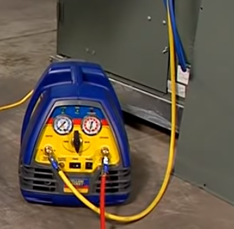Best HVAC Refrigerant Recovery Machines 2019 Yellow Jacket