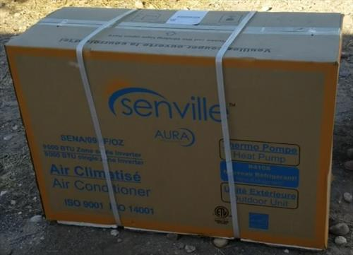 How To Install Senville 9000 BTU 230 Volts Ductless Mini Split