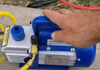 Our Picks for Best DIY Low Cost Small Job HVAC Vacuum Pumps Zeny 2