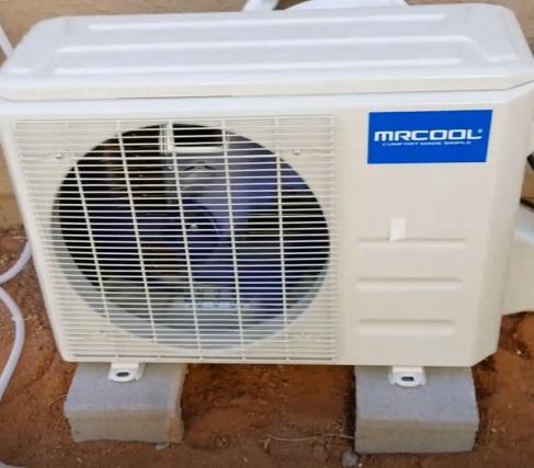 How To Install MRCOOL DIY 12K BTU 17.5 SEER Ductless Mini-Split Heat Pump WiFi Step 4.1
