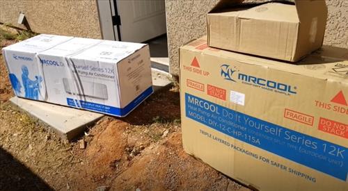 How To Install MRCOOL DIY 12K BTU 17.5 SEER Ductless Mini-Split Heat Pump WiFi