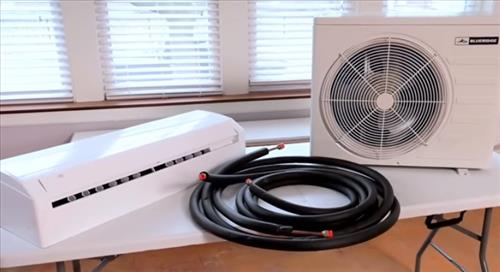 What Is a Mini Split Heat Pump Air Conditioner DIY ALL
