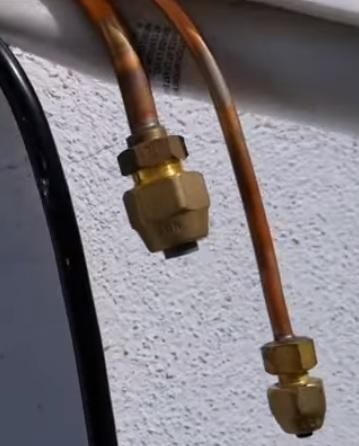What Is a Mini Split Heat Pump Air Conditioner Line Set