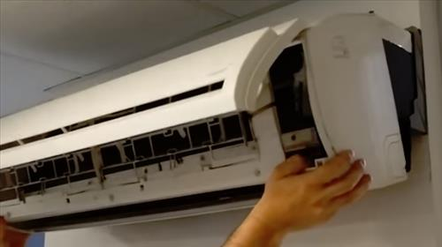How To Fix a Leaking Mini Split Air Conditioner Step 3