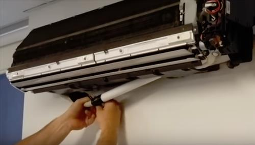 How To Fix a Mini Split Air Conditioner Leaking Water – HVAC How To